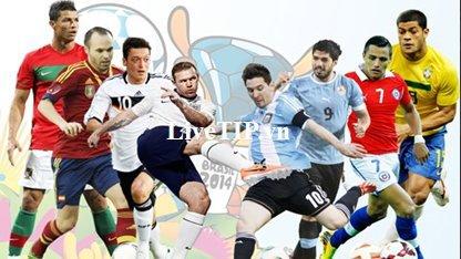 TIP || Tỷ lệ châu Âu hoặc Nam Mỹ vô địch World Cup