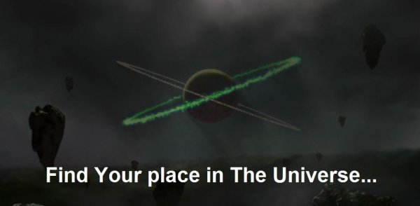 Find You place...
