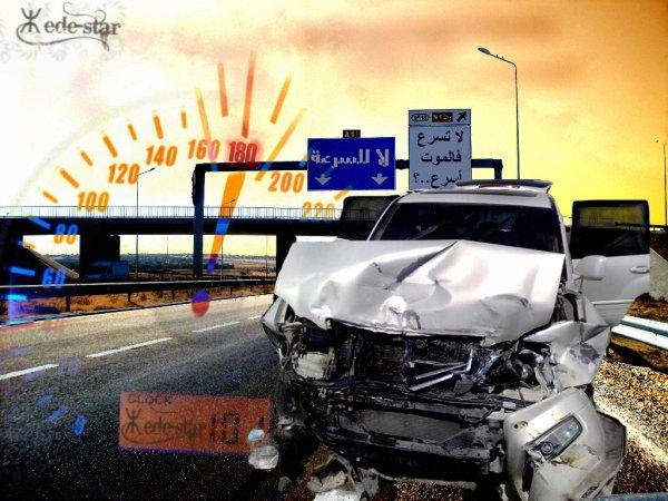 NOUVS 2010/2011 dit non aux ACCIDENT DE ROUTE.