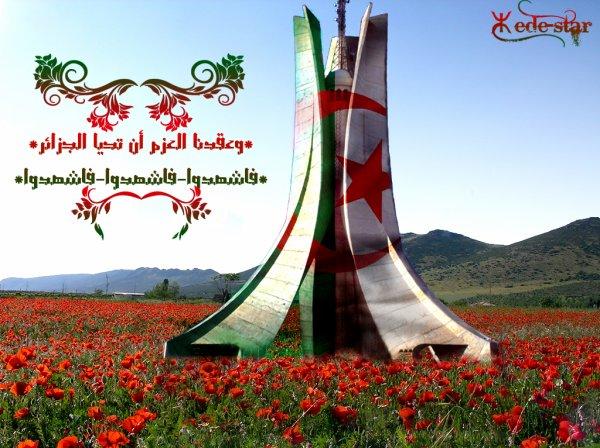 NOUVS 2010/2011 je t'aime Algerie