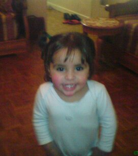 ma fille bb