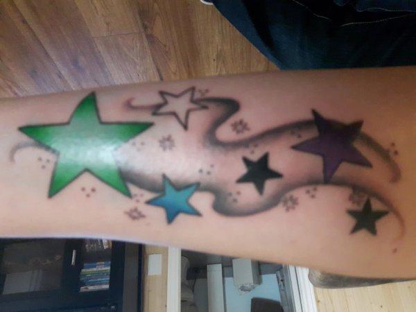 nouveaux tatoo