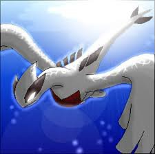 L'oiseau des mers Lugia !