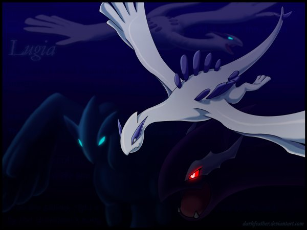 Pour ceux qui aime Lugia ! ! ! ( 2 )