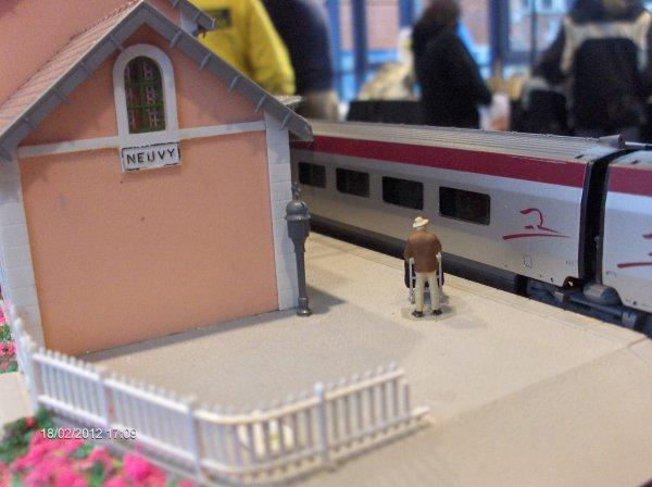 18ème sortie exposition Salon du Savoir Faire de Caudry les 18 et 19 février 2012