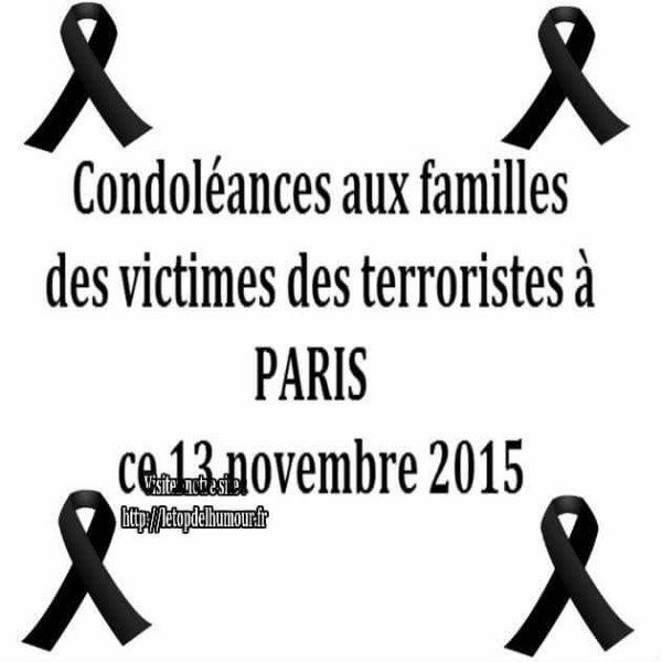 Nuit de terreur à Paris: plusieurs fusillades font au moins 40 morts, prise d'otages en cours au Bataclan, mais P.......il est temps que l'Europe ce bouge car il y en a marre de ses gens la de vrai fouteur de M....., bande de chien qu'on remballe tout sa chez eux, la colère me monte grave la, et après il faudrait aussi accepter tout ses réfugier pfff aller, quand on vois ses arrivés c'est tout des mecs sans famille, et a votre avis une fois qu'ils seront installer ils vont foutre la M..... chez nous, sa je les toujours dit qu'ils n'avait rien de bon chez eux, Qu'on ferme les frontières, HONTE A CEUX QUI ON FAIT SA