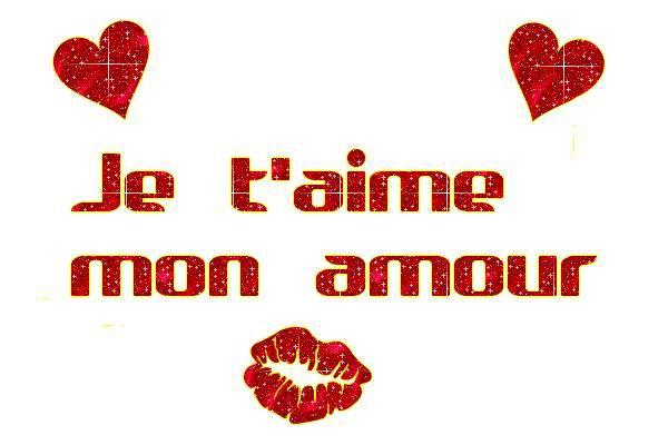 Petit cadeau pour l'amour de ma vie, Bobolebagnard joyeuse st valentin je t'aime grave
