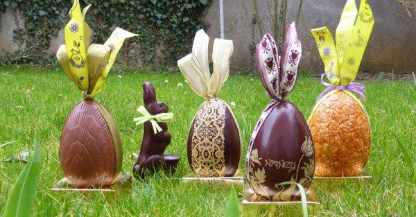 Joyeuse Pâques a vous mes ami(es)
