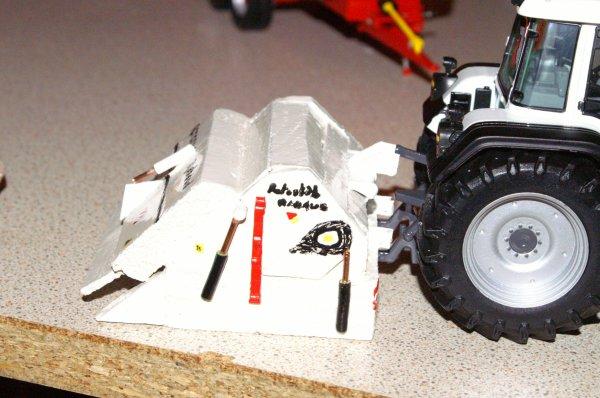 stabilisateur de sol rabaut fait main