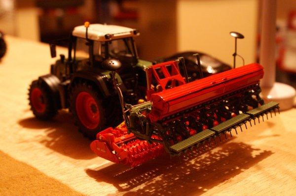 820 avec combine de semis