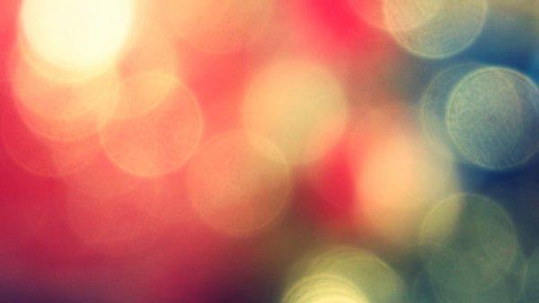 La couleur, le bonheur des yeux.