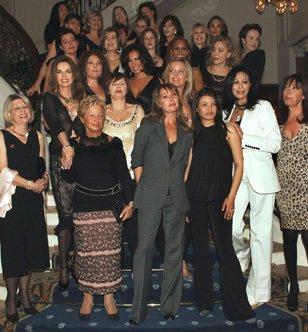 La 6ème édition du dîner des Femmes Célèbres