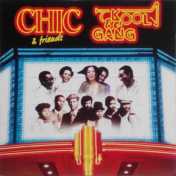 CHIC KOOL AND THE GANG