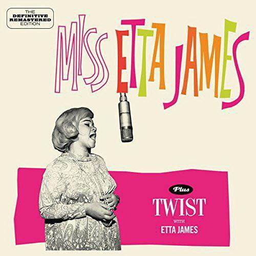 MISS ETTA JAMES / TWIST WITH ETTA JAMES