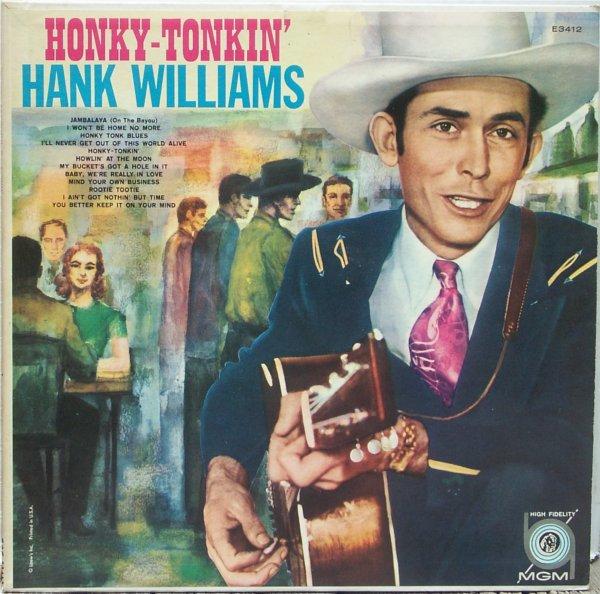 HONKY -TONKIN