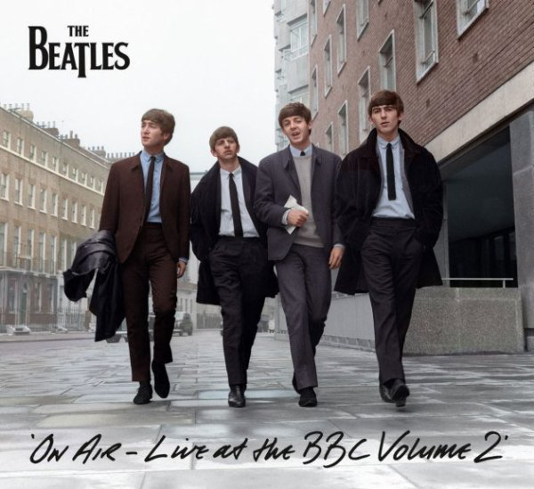 ON AIR LIVE AT THE BBC VOL 2