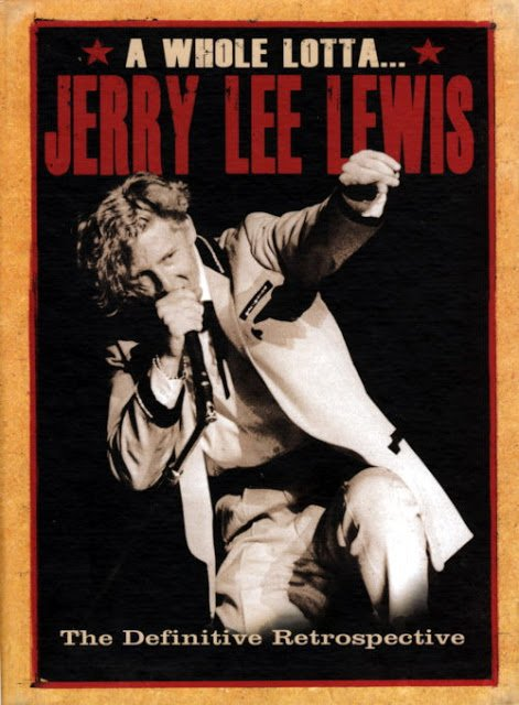 A WHOLE LOTTA JERRYLEE LEWIS