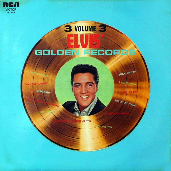 GOLDEN RECORD 3