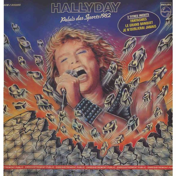 PALAIS DES SPORTS 1982