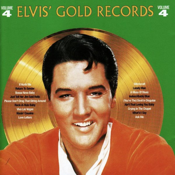 GOLD RECORDS 4