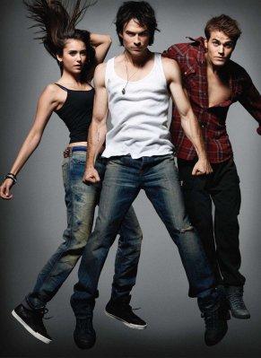 « Tu n'es pas la pire compagnie au monde, Elena. » Damon