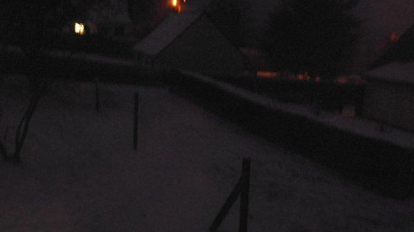 *La neige mon amis !! :)