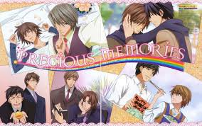 Scénario d'anniversaire Junjou romantica + Sekaiichi Hatsukoi ;)