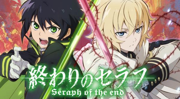 Owari no seraph ( Seraph of the end )