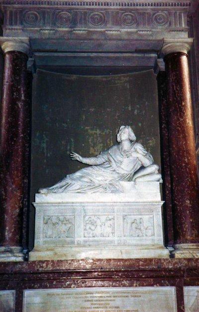 Tombeau de fenelon cath drale notre dame de grace for Architecte cambrai