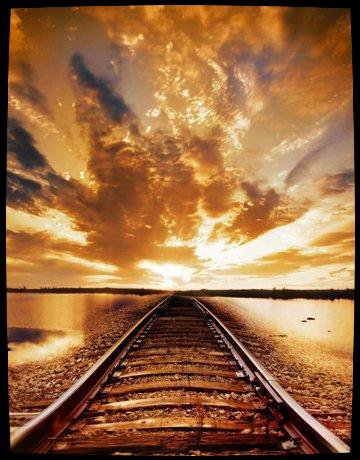 Life's a Train