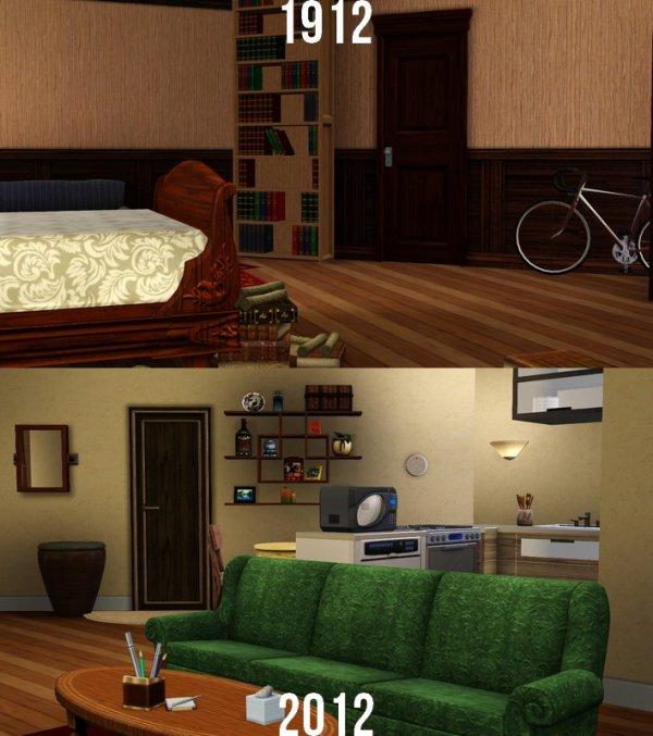 Bonus - L'appartement parisien