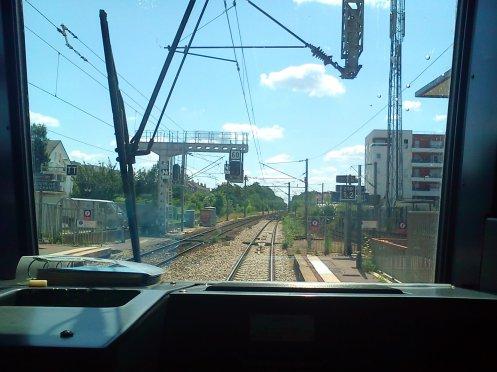 Montigny - Beauchamp : RER C