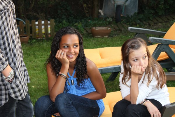Solène et Morgane ♥
