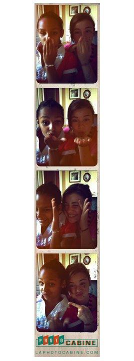 Mlle Tavolieri & Mlle Dougados ♥
