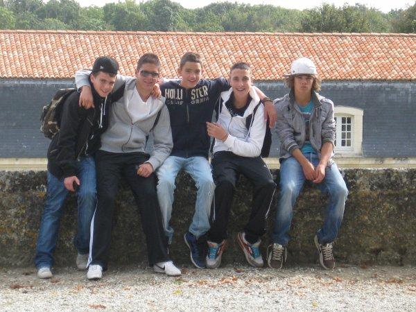 Clément , Mathieu , Théo , Nathan , Guillaume.... ♥