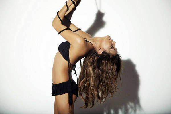 Photoshoot d'Eva Longoria pour Prestige