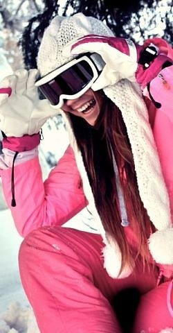 Au ski ^^