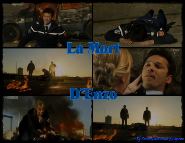La Mort D'Enzo