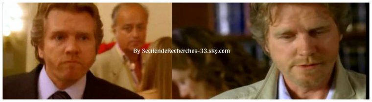Xavier Deluc dans plusieurs série le temps d'un épisode