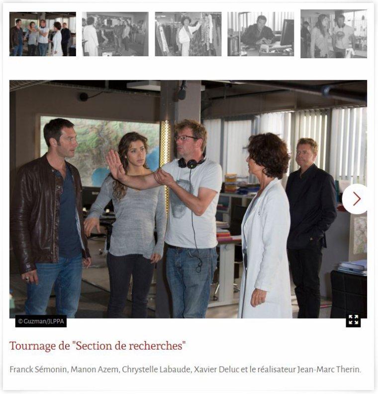 Section de recherches, TF1 : où est tournée la série ? Vous allez être surpris !