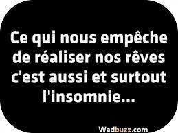 insomnie...