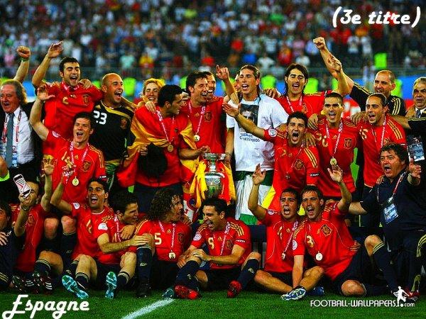 J'aime tout simplement ; Espana ♥