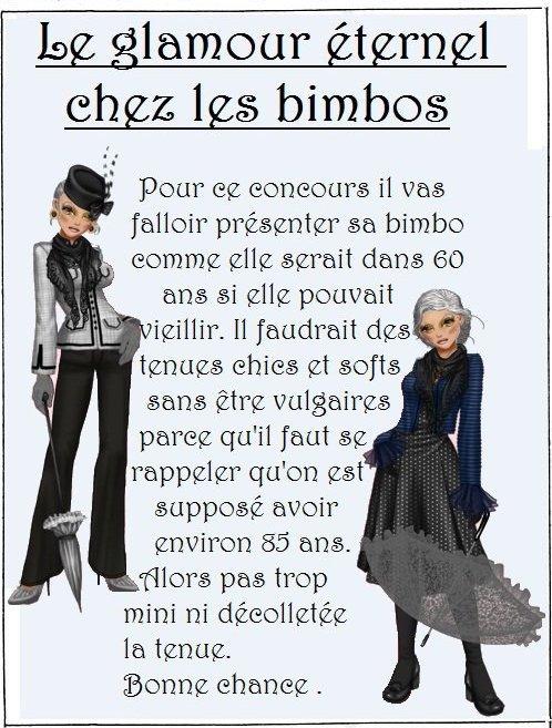 * Concours fan de cleoma8 : Le glamour éternel *