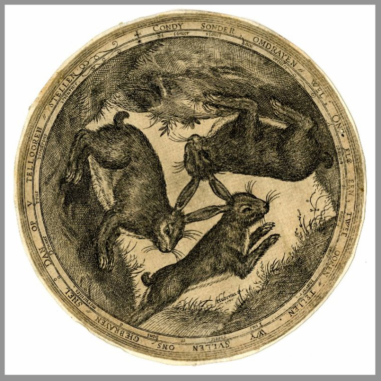 Gravures hollandaises et française XVIe