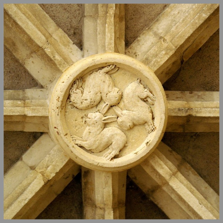 Cloître de la Collégiale Saint Gengoult - Toul
