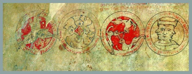 Trois lièvres Auxerre Manuscrit