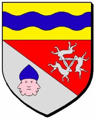Trois lièvres Drei hasen Three hares Eglise de Anjeux (haute-Saône) XVe-XVIe