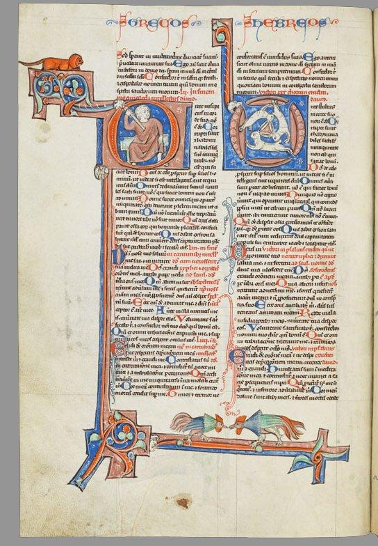 Trois lièvres Drei hasen Three haresBiblia Sacra