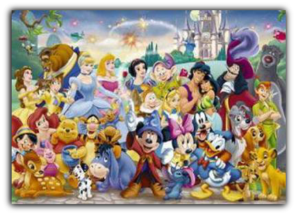 Bienvenue dans le monde extraordinaire de Walt Disney