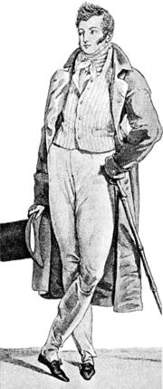 Vêtements du 19ème siècle en France , Mode d\u0027emploi pour
